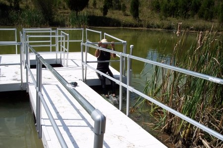 Water Sampling Dock