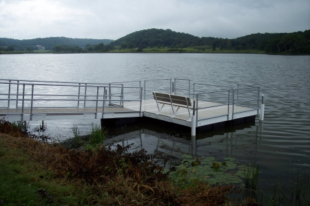County Fishing Dock
