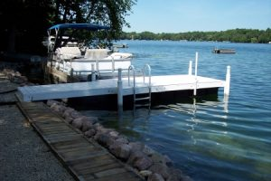 Moose Lake Floating Dock