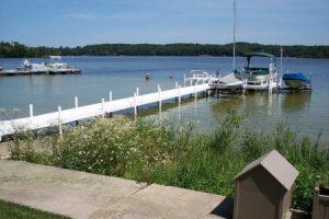Stationary Dock
