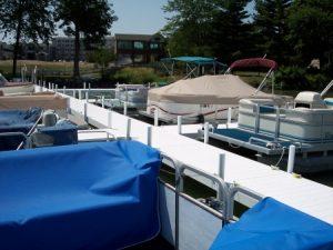Shorehaven Marina Dock